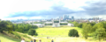 Greenwich observatoriolta panorama 07 2008.png