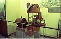 Greenwood & Batley DC Generator with Simple Impulse Turbine - Motive Power Gallery - BITM - Calcutta 2000 265.JPG
