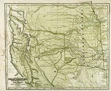 Indianer Territorium