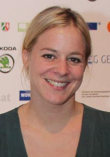 Bernadette Heerwagen German actress