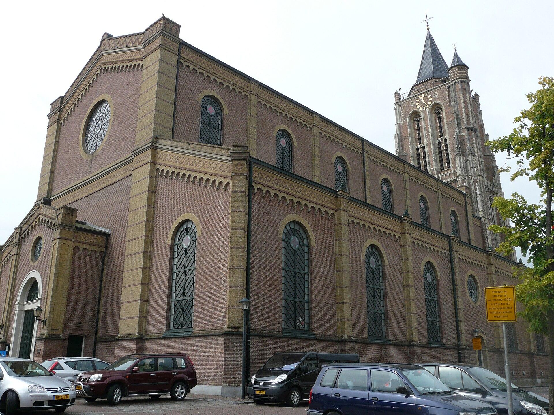 Grote Kerk (Gorinchem) - Wikipedia