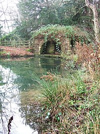 Grotto, Clumber Park - geograph.org.uk - 652970.jpg