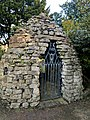 Grotto On North West Side Of Carr Bank Memorial Park, Windmill Lande. Mansfield (3). Rear.jpg