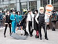 Group Portrait of Durarara!! Cosplayers in CWT39 20150228.jpg