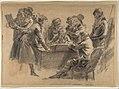 Group of Artists in Jean-Baptiste Isabey's Studio MET DP812480.jpg