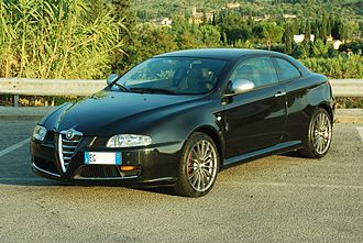 Alfa Romeo GT - Gt Run Out Edition (sport) reimported to Italy