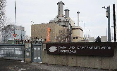 Picture of Gas- und Dampfkraftwerk Leopoldau