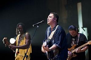Guillermo Anderson - Image: Guillermo Anderson en concierto