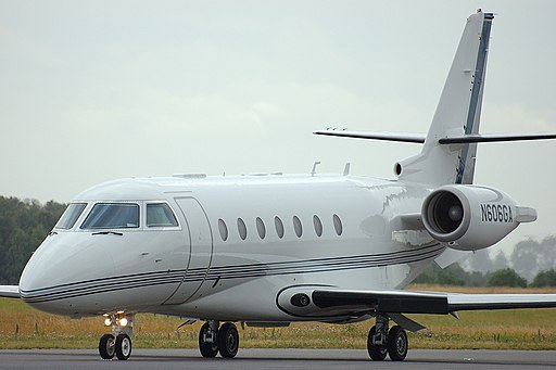 Gulfstream Aerospace G200 AN0889261
