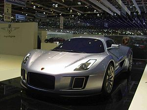 Apollo Automobil - Gumpert Tornante