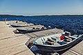 Gunflint Lake Boats - Gunflint Trail - Minnesota (35724005240).jpg