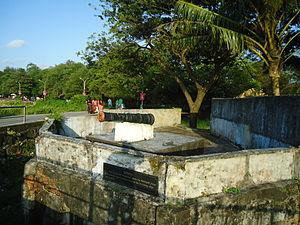 Fort Emmanuel - Gunnery at the Fort Kochi Beach