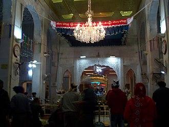 Sikhism in India - Gurdwara Bangla Sahib
