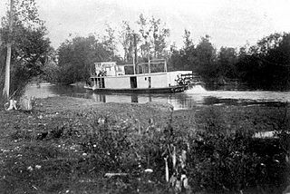 sternwheel steamer that operated on the Kootenay River in British Columbia and northwestern Montana from 1893 to 1899
