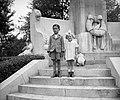Gyerek páros portré, 1943 Budapest. Fortepan 5273.jpg