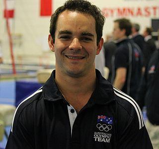Joshua Jefferis Australian artistic gymnast