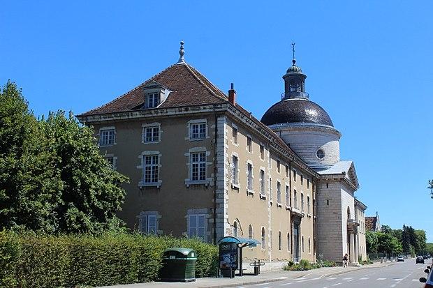Monument historique à Bourg-en-Bresse