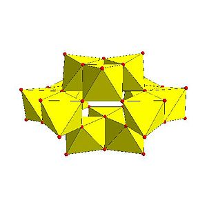 Polyoxometalate - Dodecatungstate
