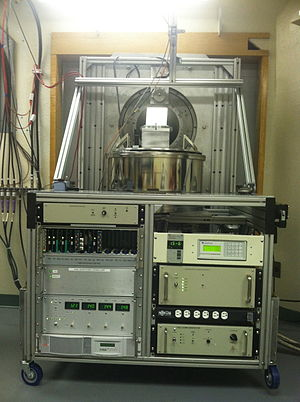 Heinrich Hertz Submillimeter Telescope - Image: HHSMT 1.3mm Receiver