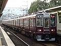 HK-8000series Shukugawa Station.JPG