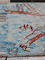 HK 九龍城 Kln City 土瓜灣 To Kwa Wan wall painting graffiti art birds n cloud 落山道 Lok Shan Road 炮仗街 Pau Chung Street 馬頭圍道 Ma Tau Wai Road February 2021 SS2 14.jpg
