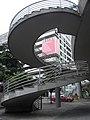 HK 美利道 Murray Road footbridge ladder stairs 香港規劃及基建展覽館 Planning & Infrastructure Exhibition Gallery.jpg