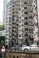 HK 香港 Sheung Wan 半山區 Mid-levels 卑利士道 Breezy Path n 瑞麒大廈 Breezy Court n outdoor carpark April 2017 IX1.jpg