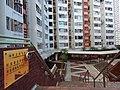 HK ALC 鴨脷洲 Ap Lei Chau 利東邨道 Lei Tung Estate Road Sunday morning November 2019 SSG 10.jpg
