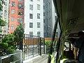 HK Aberdeen 石排灣 Shek Pai Wan 漁光道 45 Yue Kwong Road 漁暉苑 Yue Fai Court view from minibus May 2016 DSC.JPG