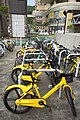 HK TKL 調景嶺 Tiu Keng Leng 翠嶺路 Chui Ling Road OFO sharing bicycle parking July 2018 IX2 (2).jpg