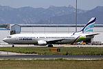 HL7517 - Air Busan - Boeing 737-48E - TAO (14844659016).jpg