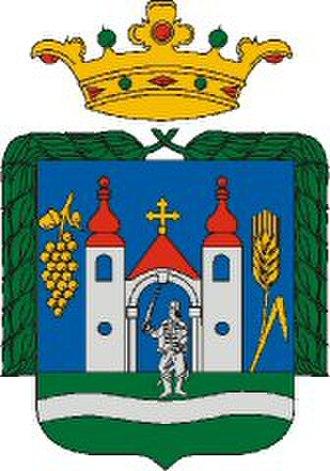 Dunaföldvár - Image: HUN Dunaföldvár COA