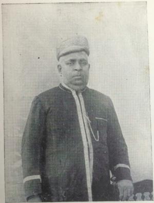 Thachudaya Kaimal - H. H. The Thachudaya Kaimal