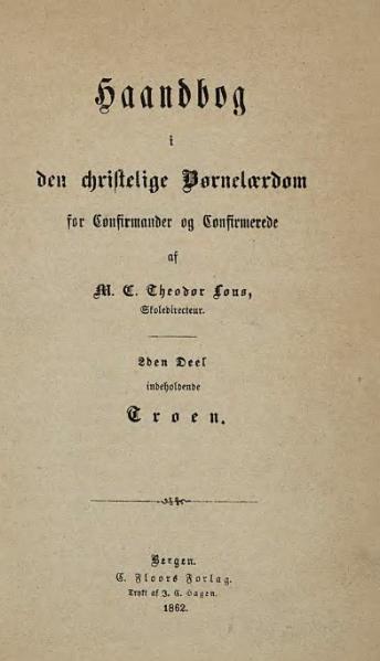 File:Haandbog i den christelige Børnelærdom - Indledning.djvu