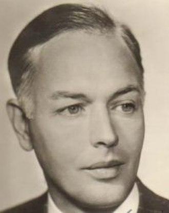 Håkan Westergren - Westergren in 1942.