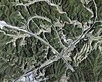 Hamamatusu-Inasa Junction Aerial photograph.2015.jpg