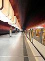 Hamburg - U-Bahnhof HafenCity Universität (13217223833).jpg