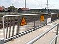 Hamburg berlin track platform barriers.jpg