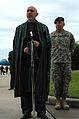 Hamid Karzai with John Abizaid at MacDill Air Force Base.jpg