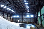 Hanger where first ever Antarctic flight was launched.jpg