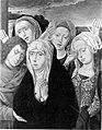 Hans Memling (Kopie nach) - Klagende aus einer Beweinung Christi - WAF 670 - Bavarian State Painting Collections.jpg