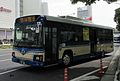 Hanshin Bus 480 at Sannomiya Station.JPG