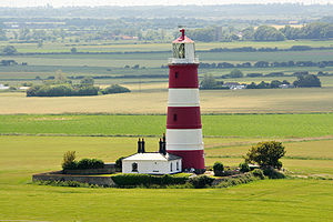 Happisburgh - Happisburgh lighthouse.