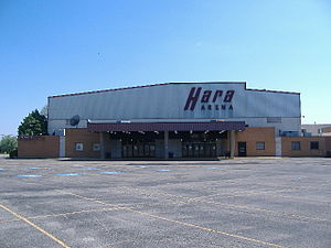 ECW Heat Wave - The Hara Arena.