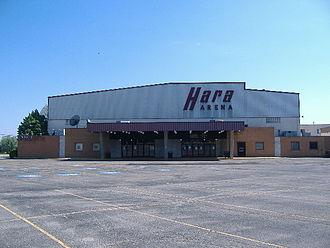 Hara Arena - Image: Hara Arena