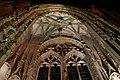 Harfleur - Église Saint-Martin - portail nord nuit.JPG