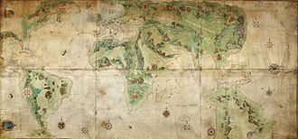 Theory of the Portuguese discovery of Australia - Image: Harleian