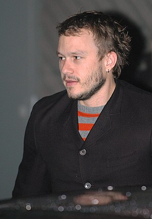 Chicago Film Critics Association Awards 2008 - Heath Ledger, Best Supporting Actor winner