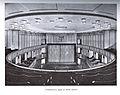 Heilbronn, Altes Theater, Zuschauerraum, gegen die Bühne gesehen. Quelle - Hugo Licht, Das Stadttheater in Heilbronn, (Der Profanbau), Verlag J. J. Arnd, Leipzig 1913.jpg