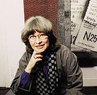 Helena Hernmarck Swedish tapestry artist